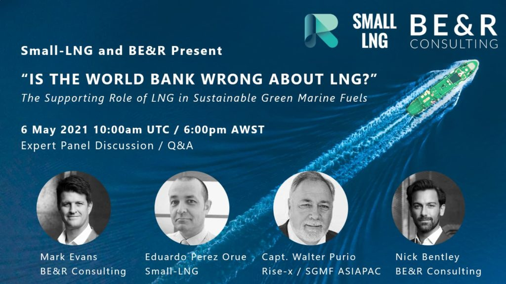 Is the World Bank wrong about LNG?