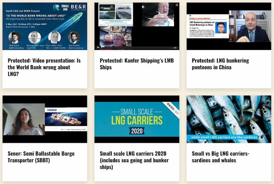 Video Library Small scale LNG